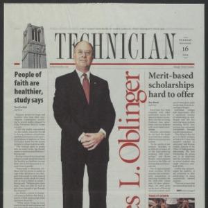 Technician, November 16, 2004
