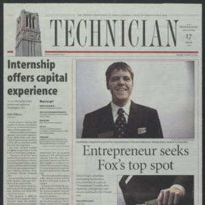 Technician, November 17, 2004