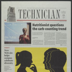 Technician, November 23, 2004