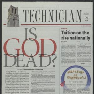 Technician, November 29, 2004