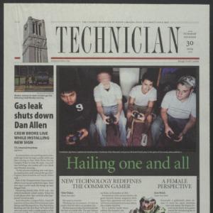 Technician, November 30, 2004
