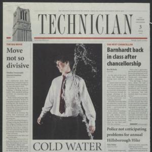 Technician, December 3, 2004
