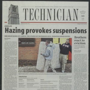 Technician, January 10, 2005