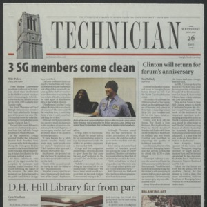 Technician, January 26, 2005
