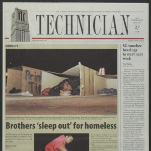 Technician, January 27, 2005