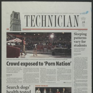 Technician, January 28, 2005