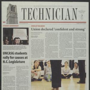 Technician, February 3, 2005