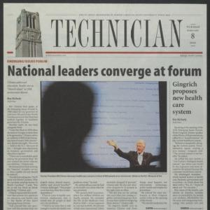 Technician, February 8, 2005