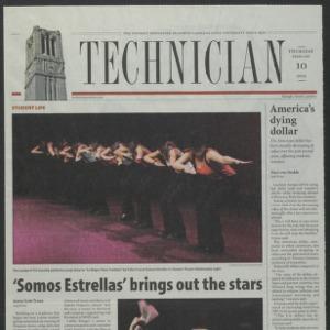 Technician, February 10, 2005