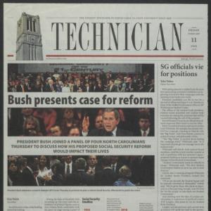 Technician, February 11, 2005