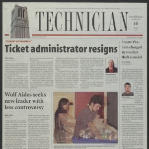 Technician, February 16, 2005