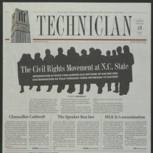 Technician, February 18, 2005