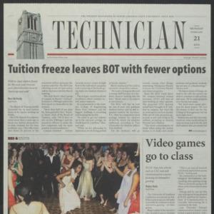 Technician, February 21, 2005
