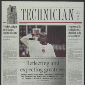 Technician, March 4, 2005