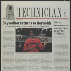 Technician, March 18, 2005