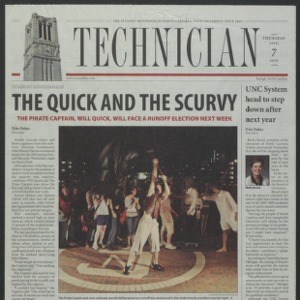 Technician, April 7, 2005