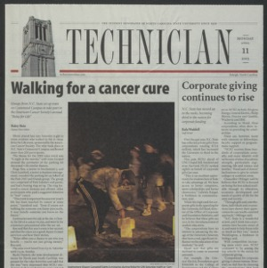 Technician, April 11, 2005