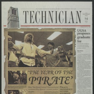 Technician, April 14, 2005