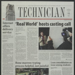 Technician, April 15, 2005