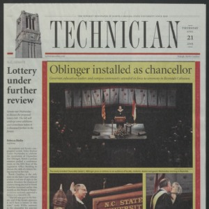 Technician, April 21, 2005