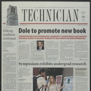 Technician, April 29, 2005