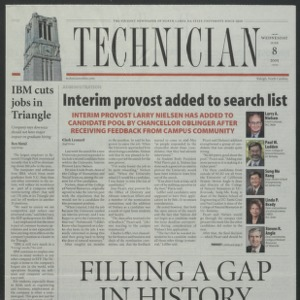 Technician, June 8, 2005