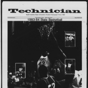 Technician, Basketball Special, November 18, 1983