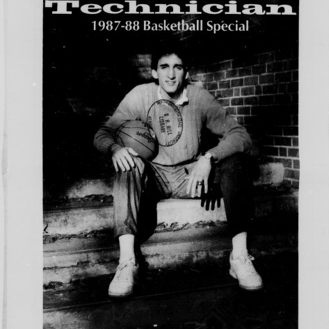 Technician, Basketball Special, 1987