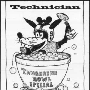 Technician, Bowl Special, 1978