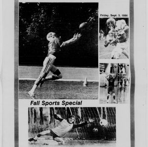 Technician, Fall Sports Special, September 3, 1986
