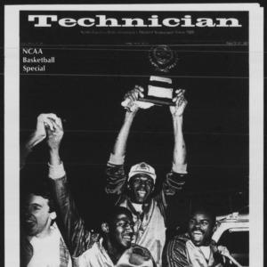 Technician, NCAA Basketball Special, March 18, 1983