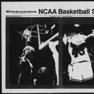 Technician, NCAA Basketball Special, March 15, 1985