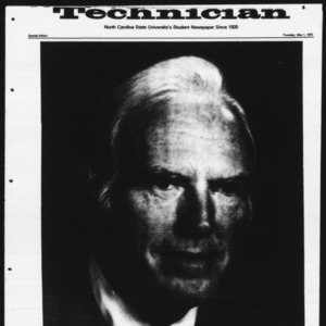 Technician, Special Edition, May 1, 1975