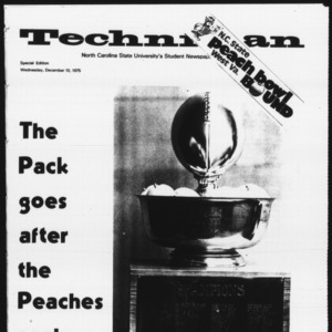 Technician, Special Edition, December 10, 1975
