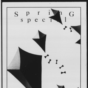 Technician, Spring Special, March 23, 1984
