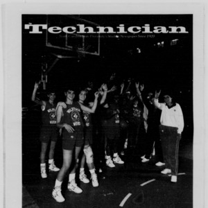Technician, Basketball Special, 1988-1989