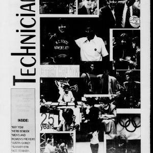 Technician Basketball Preview, 1999