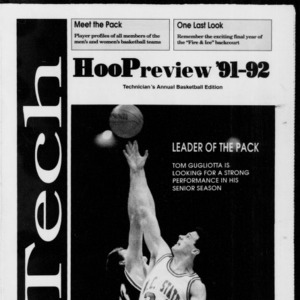 Technician Basketball Special, November 1991