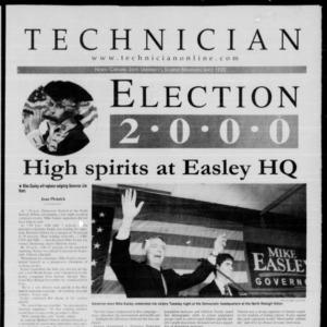 Technician, Election 2000