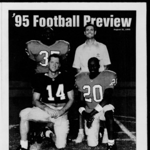 Technician Football Preview, Auguest 31, 1995