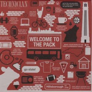 Technician, Move-In Issue, Fall 2015