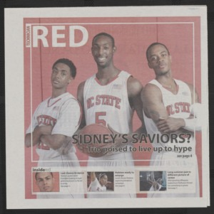 Technician RED, 2010 Basketball Preview, November 11, 2010