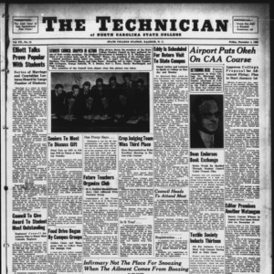 Technician, Vol. 20 No. 12, December 1, 1939