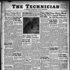 Technician, Vol. 20 No. 25, April 5, 1940 [April 12, 1940]
