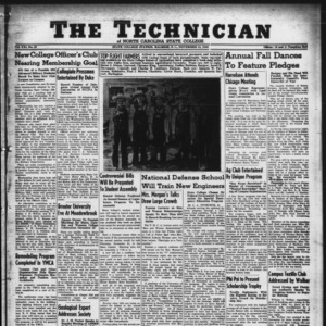 Technician, Vol. 21 No. 10, November 15, 1940