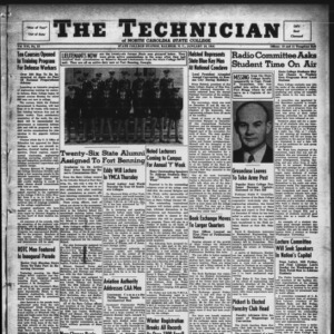 Technician, Vol. 21 No. 13, January 10, 1941