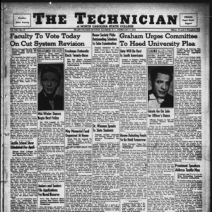 Technician, Vol. 21 No. 17, February 7, 1941
