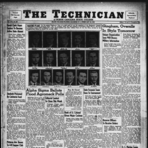 Technician, Vol. 21 No. 20, February 28, 1941