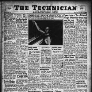 Technician, Vol. 21 No. 21, March 7, 1941