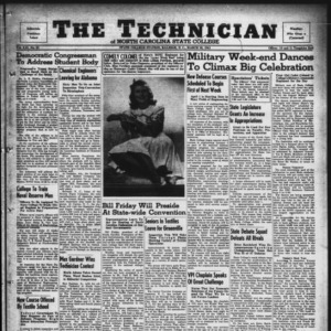 Technician, Vol. 21 No. 22, March 28, 1941